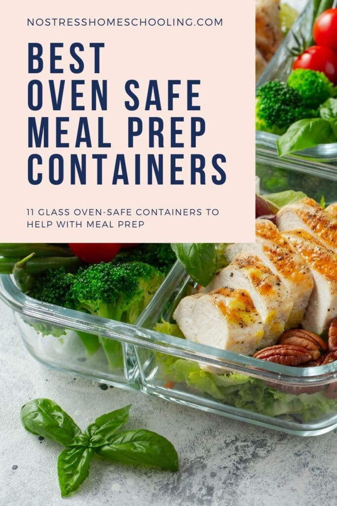 pic of 11 Best Oven Safe Meal Prep Containers (Glass Storage)