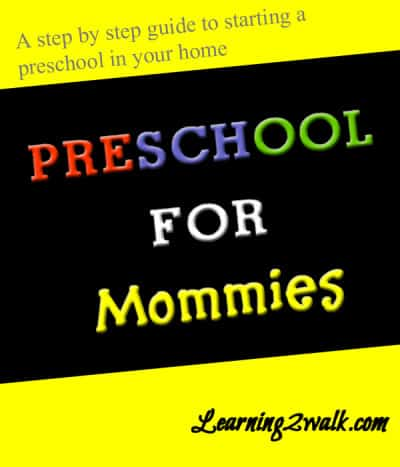 Preschool for Mommies