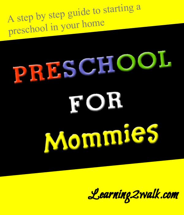 Preschool for Mommies