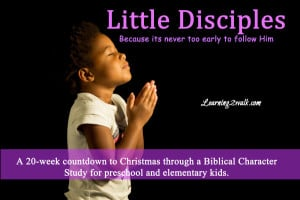 bible lessons for preschoolers