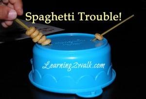 spaghetti trouble