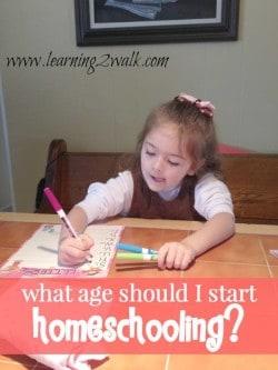 what age to start preschool