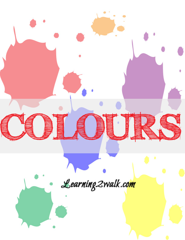 colour theme preschool reading