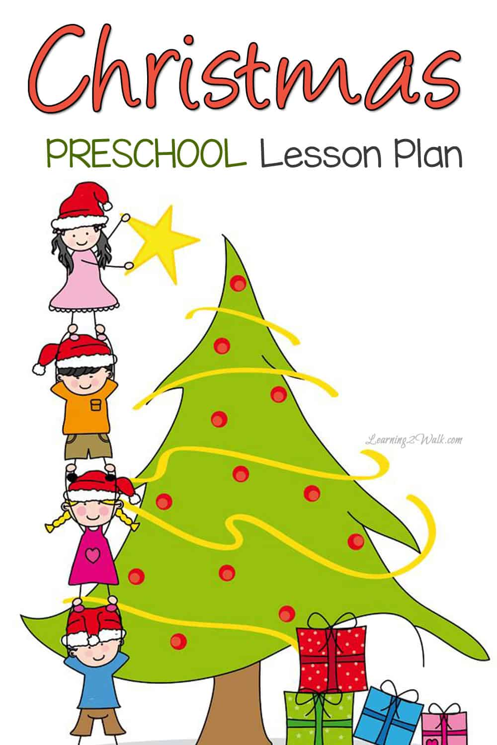 Christmas Preschool Lesson Plan