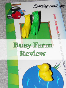 Discovery Toys Busy Farm review