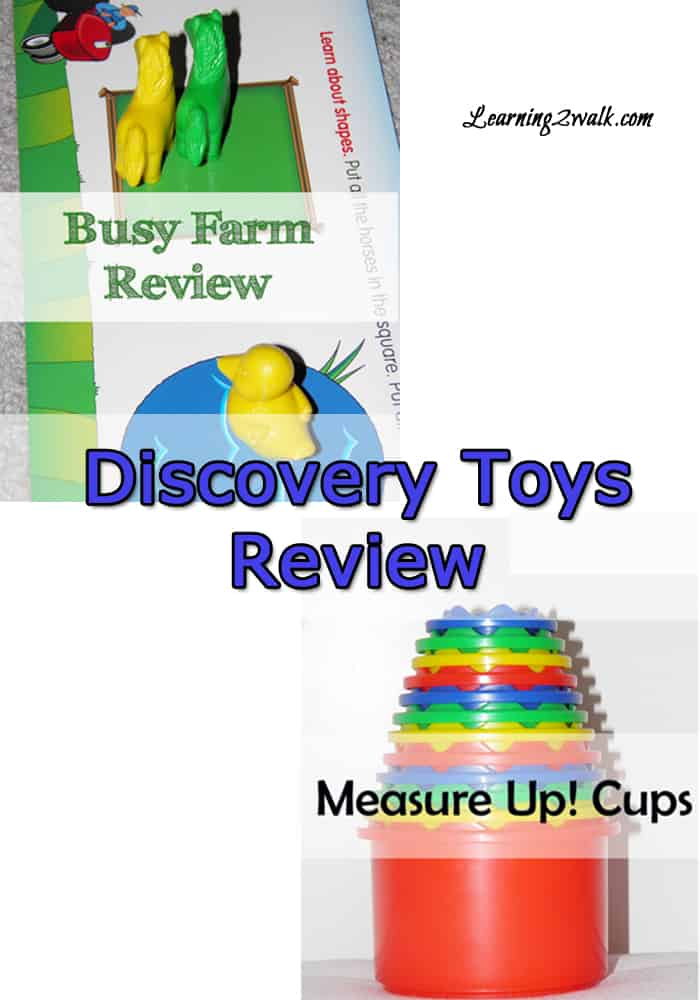 Measure Up! Cups and Busy Farm Review
