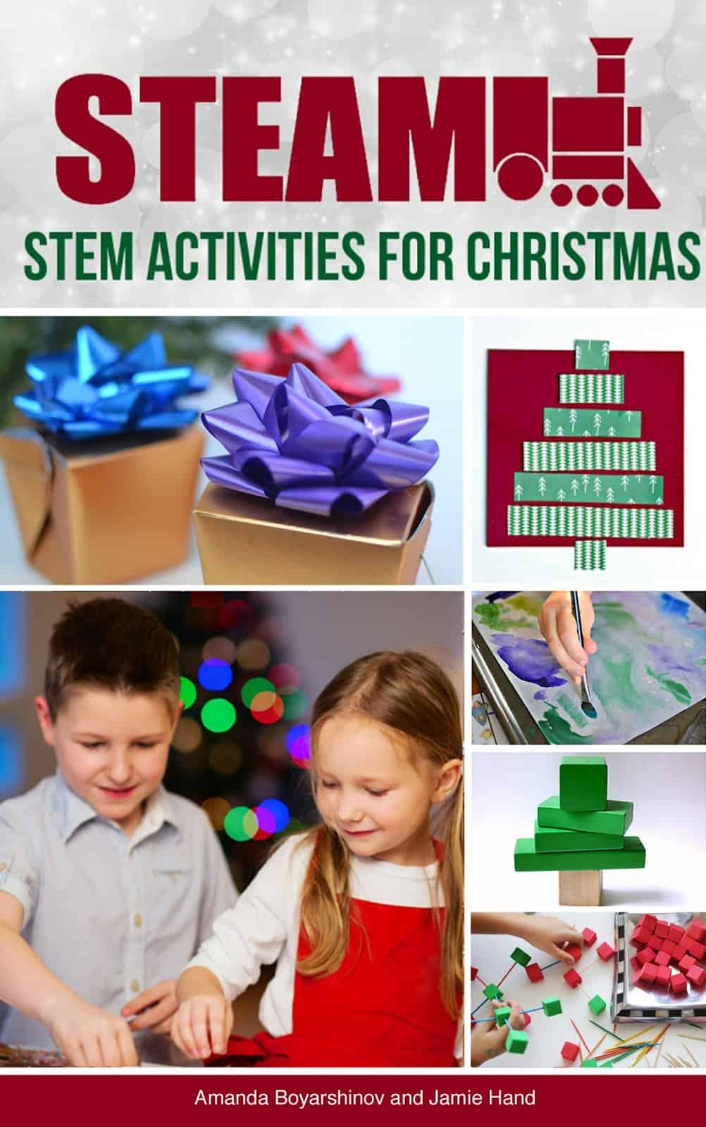 STEM Christmas Activities