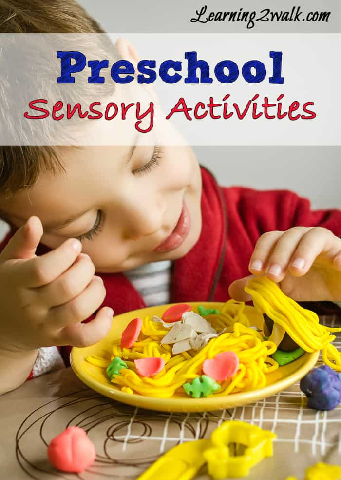 What Am I? Auditory Preschool Sensory Activities