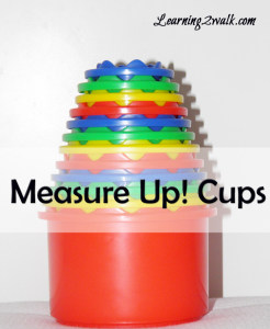 Discovery Toys Measure Up Cups review