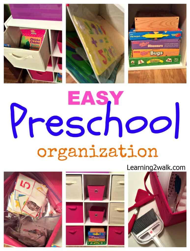 Preschool Organization
