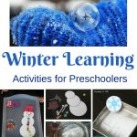 Get Preschool Girls and Boys Learning with Fun Winter Activities