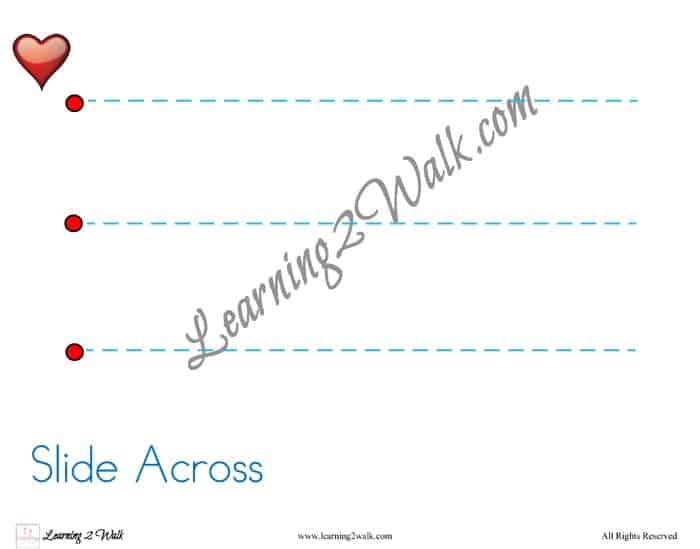 Preschool Letter Worksheet H-6