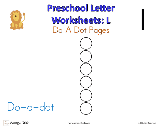 Number Names Worksheets : letter i worksheet for preschool ~ Free ...