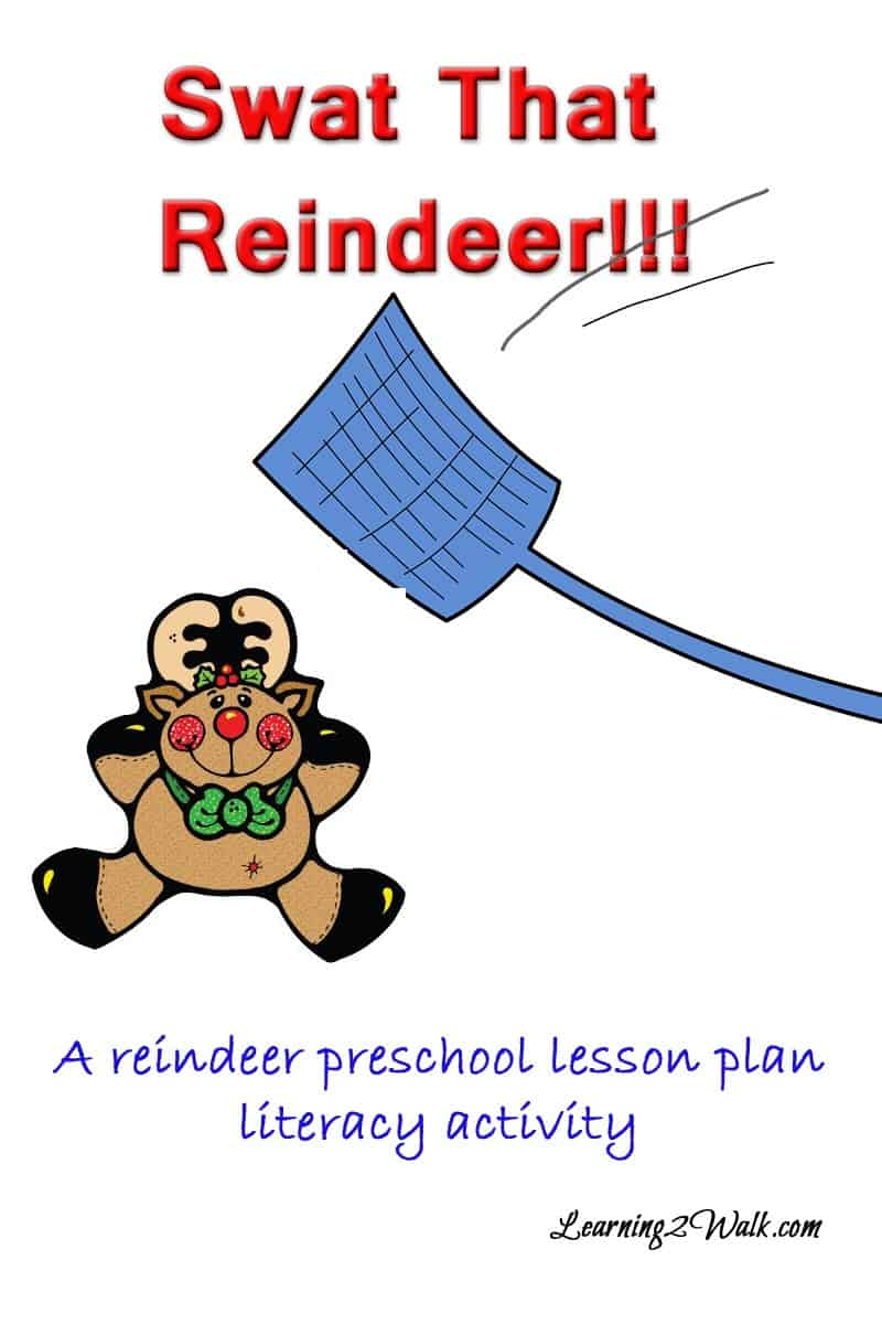 Reindeer Preschool Lesson Plan