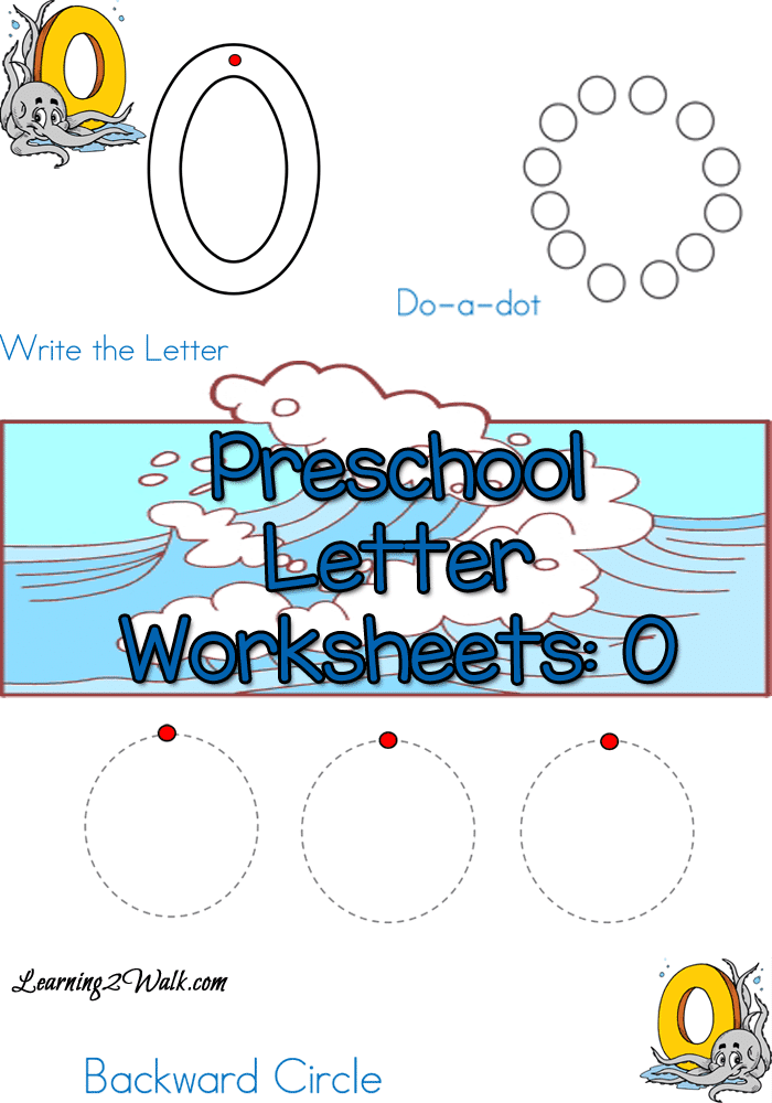 Use these preschool letter worksheets o printable for kids has do a dots, tracing pages and more. Preschool Letter Worksheets O |preschool letter worksheets