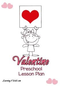 Preschool Lesson Plan- Valentine's Day