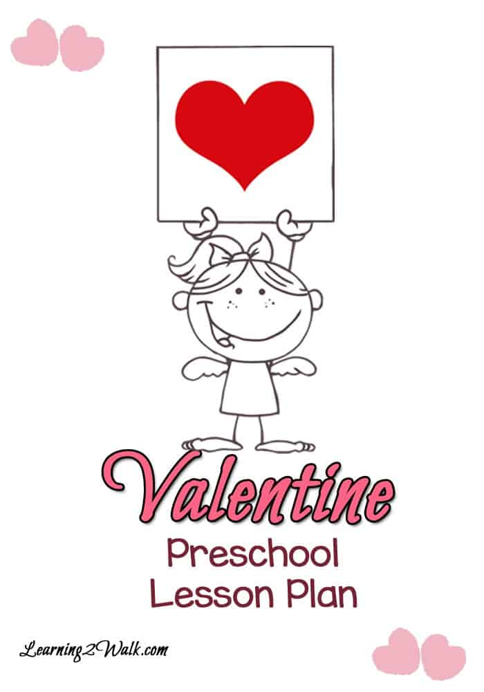 Preschool Lesson Plan- Valentine's Day