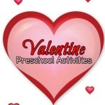 Valentine's Day in our house means lots of valentine's day crafts for our kids as well as activities that are fun and all celebrate love and kindness. Maybe I should try some of these valentine preschool activities