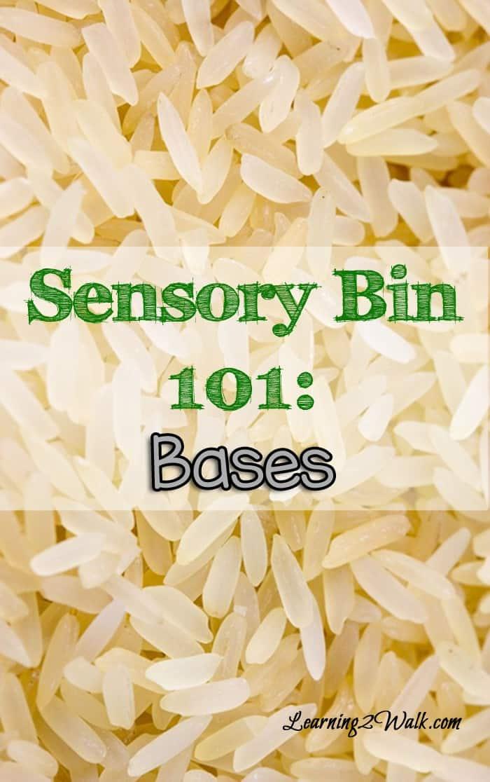 preschool sensory activities- sensory bin 101 basespreschool sensory activities- sensory bin 101 bases