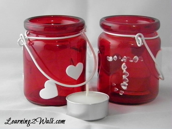This valentine's day craft for kids is just so cute and extremely easy.
