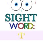 We are slowly working through the first round of our pre-primer sight words with the sight word worksheets that I have created for my preschooler. Here are our sight word 'I' worksheets