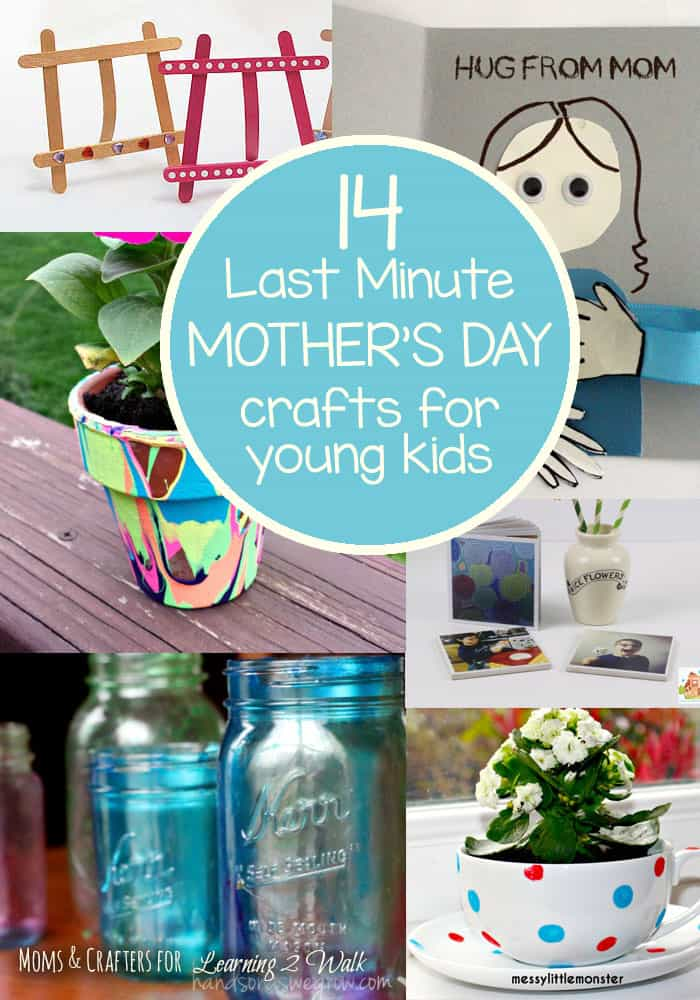 childrens mothers day crafts 25 last minute s day crafts for 3541