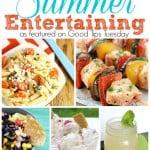 5 recipes for summer entertaining