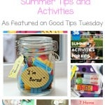 6 FUN AND SAFE SUMMER TIPS AND ACTIVITIES