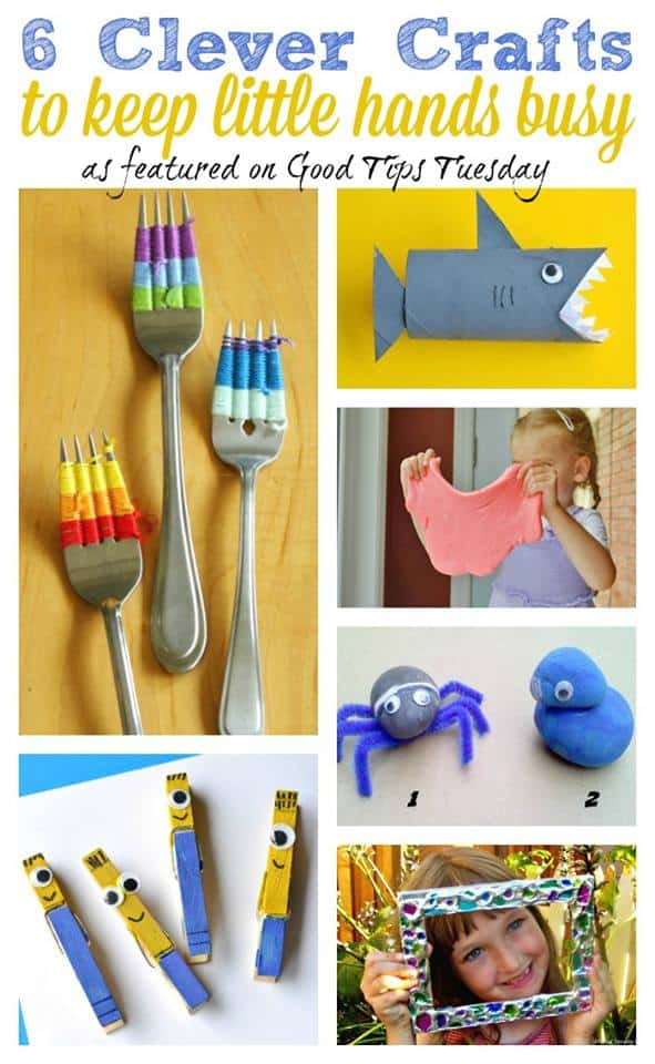 6 clever crafts