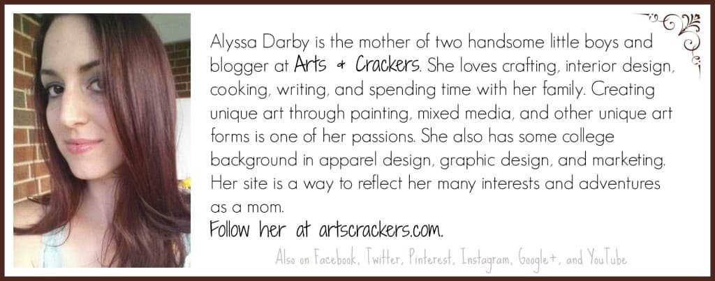 ArtsCrackers Blogger Blurb