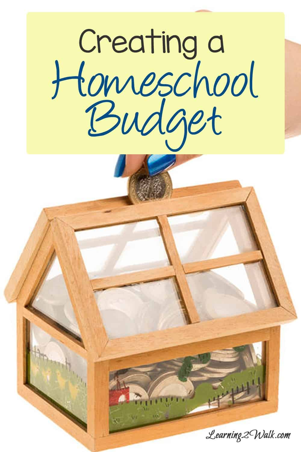 Does your homeschool have a budget? If not, try these tips to get you where both you and your wallet will be at peace.