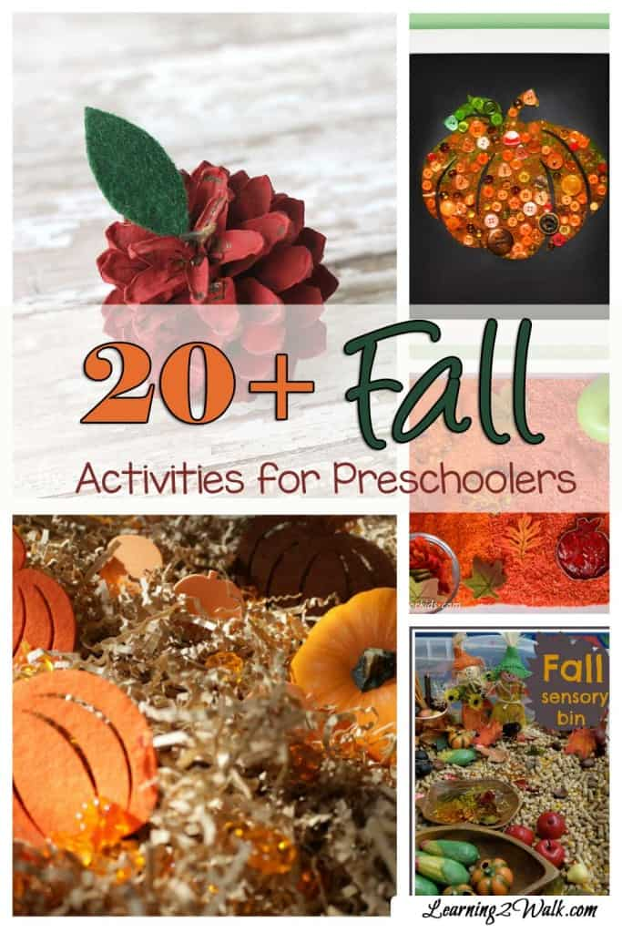 Fall activities for preschoolers for Fall crafts for preschoolers pinterest