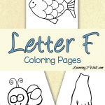 My daughter loved these free preschool letter activities letter f coloring pages.