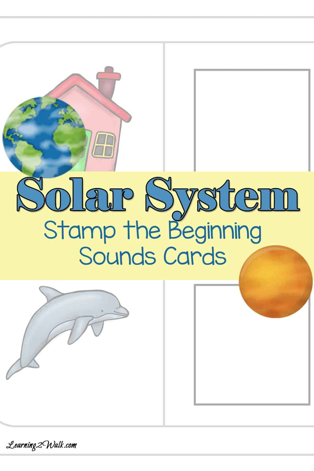 My daughter loved these solar system stamp the beginning sound cards to work on identifying her beginning sounds .