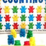 Teddy Bear Preschool Theme Counting Book Activities