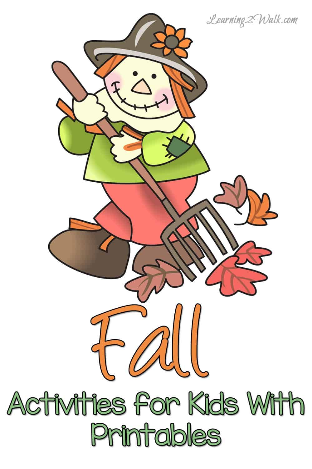 Looking for a few fall activities for kids with printables? Why not start with these?