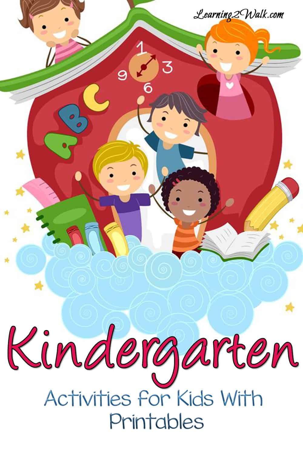 Do you have a child in kindergarten? You should definitely try some of the kindergarten activities listed here as well as use some of the themed kindergarten worksheets