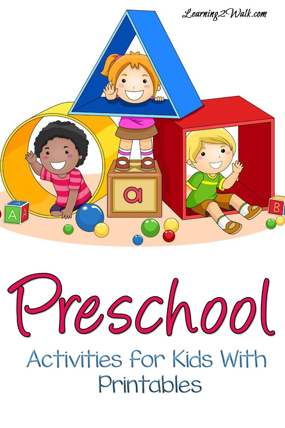 Preschool can be such a fun age. Use a few of these preschool activities for kids with printables as a supplement.
