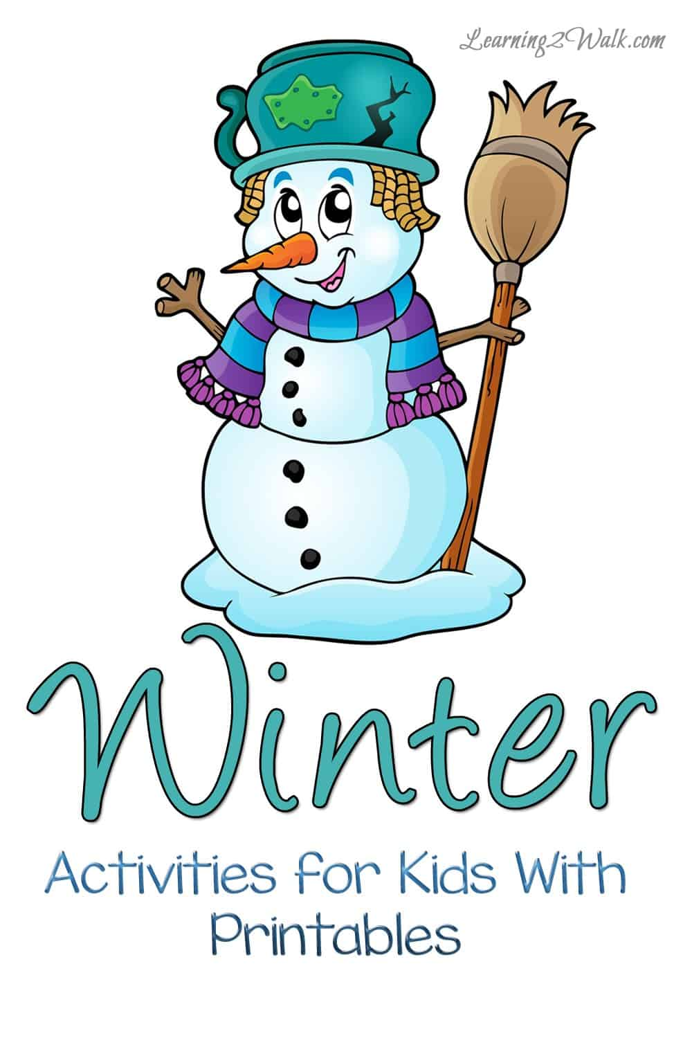 Looking for a few winter activities for kids with printables? Or just winter printables for preschool or kindergarten? Why not start with these?