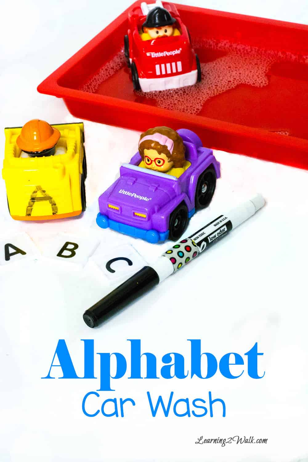 Alphabet Car Wash