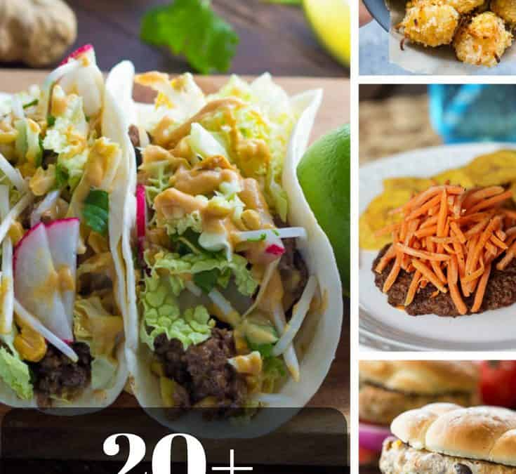 20+ Healthy Comfort Food Recipes