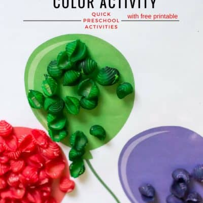 Here is A Quick and Awesome Circus Color Activity