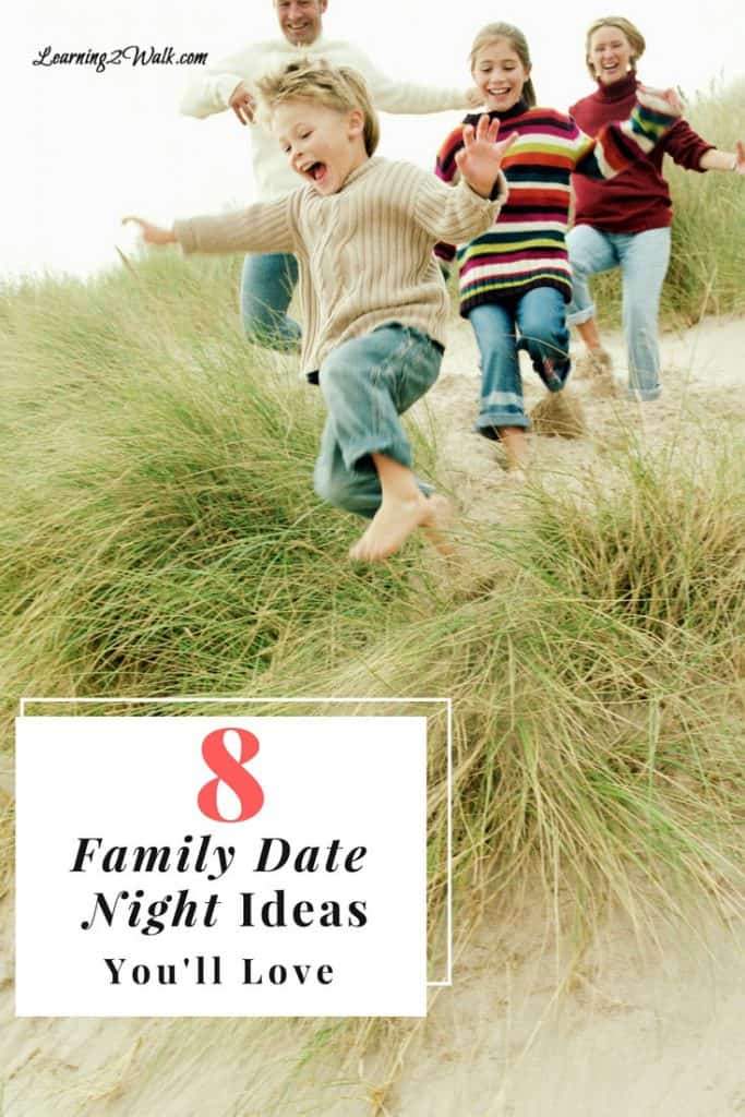 Looking for some fun ways to spend time with your family? Want to make some extra memories? Try one of these 8 family date night ideas.