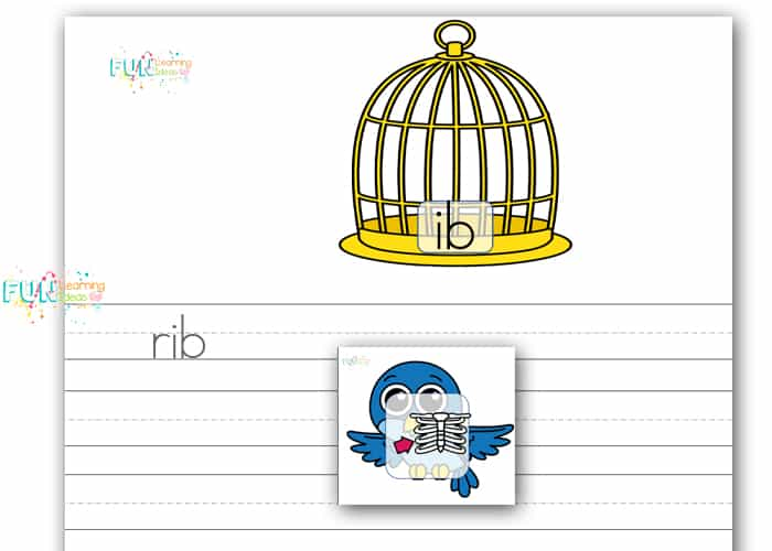 These hands-on pets short /i/ words worksheets are perfect for a beginning reader! Using short /i/ word families makes it easier!