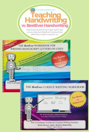 Teaching Handwriting with BestEver Handwriting