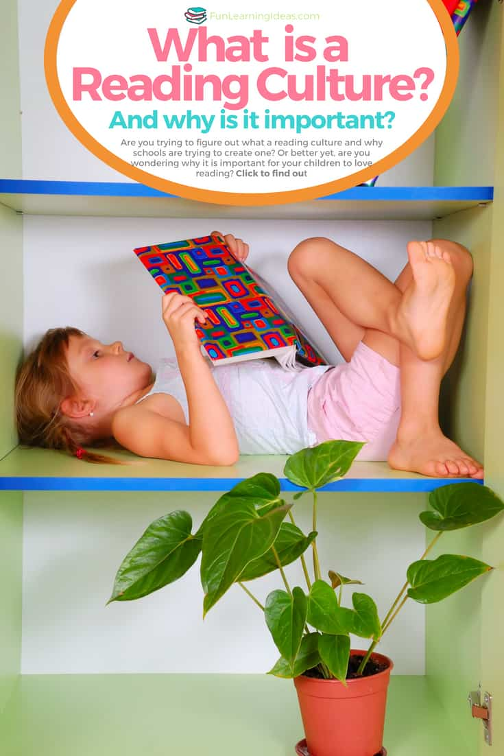 Are you trying to figure out what a reading culture and why schools are trying to create one? Or better yet, are you wondering why it is important for your children to love reading? Keep reading to find out.