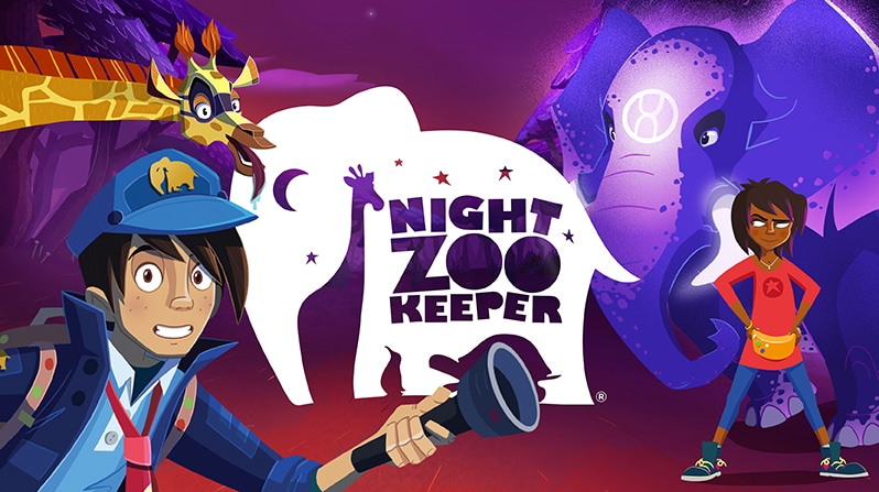 Night Zookeeper Review image horizontal