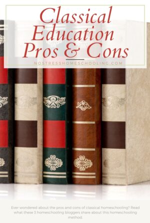 Classical Education Pros and Cons