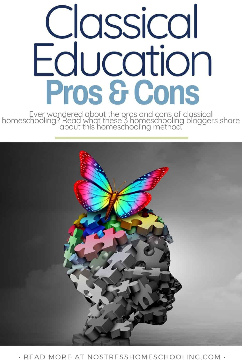 Ever wondered about the pros and cons of classical homeschooling? Well read what these 3 homeschooling bloggers share about this homeschooling method.