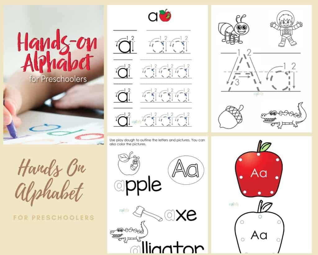 its time to help your kids learn their alphabet with the hands on alphabet for preschoolers